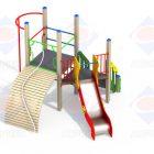 Детский игровой комплекс 2.17 H=900