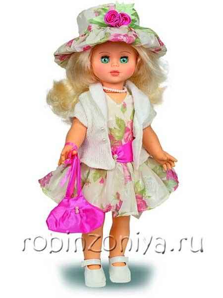 Кукла Оля 12 со звуковым устройством от Весна купить с доставкой по России в интернет-магазине robinzoniya.ru.