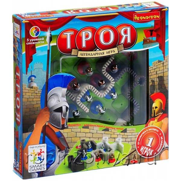 Игры BONDIBON Троя купить в интернет-магазине robinzoniya.ru.