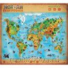 Электронный плакат Живая география
