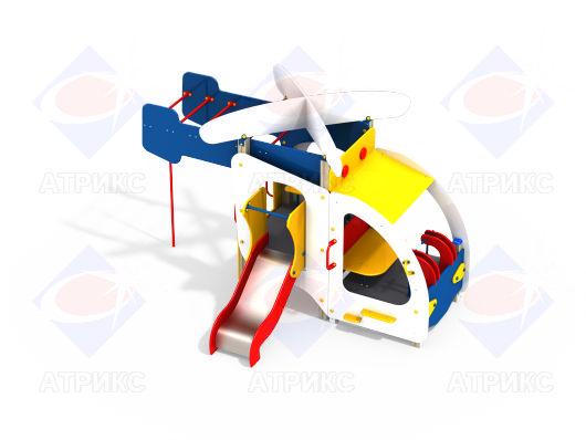 Вертолетик МФ 4.12 для детской площадки купить в Воронеже в интернет-магазине robinzoniya.ru.