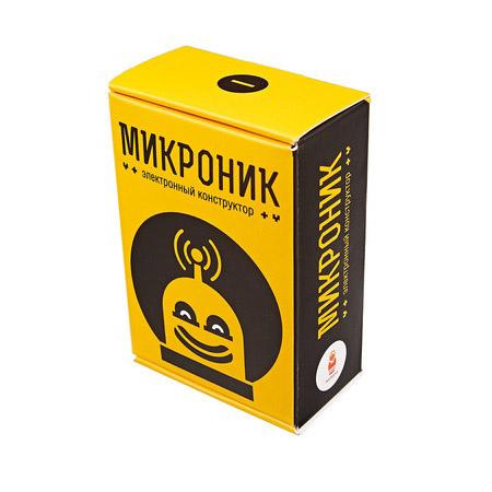 Электронный конструктор от Амперка Микроник купить с доставкой по России в интернет-магазине robinzoniya.ru.