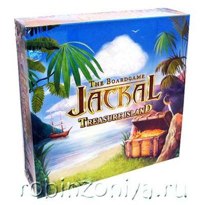 Игра настольная Шакал Остров сокровищ