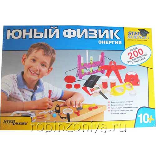 Юный физик Энергия купить в интернет-магазине robinzoniya.ru.