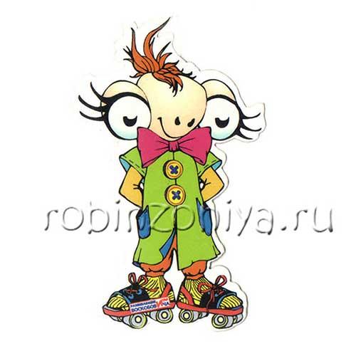Герои Воскобовича персонаж Околесик на подставке купить в интернет-магазине robinzoniya.ru.