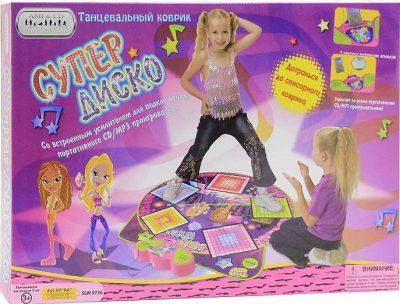 Музыкальный коврик Супер диско