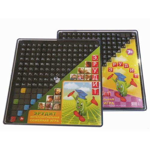 Настольная игра для детей Эрудит купить в интернет-магазине robinzoniya.ru.