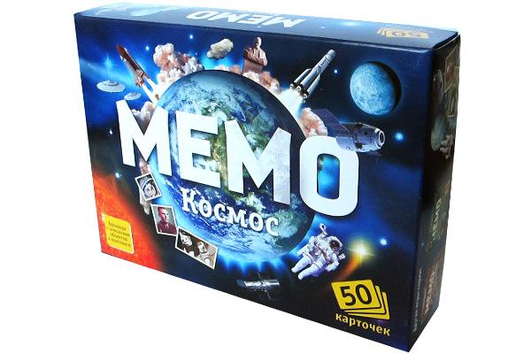 Игра Мемо Космос купить в интернет-магазине robinzoniya.ru.