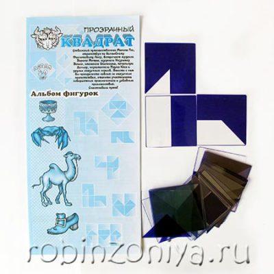 Воскобович Прозрачный квадрат (старый вариант)