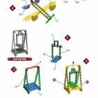 Конструктор металлический №6 (80 элементов)