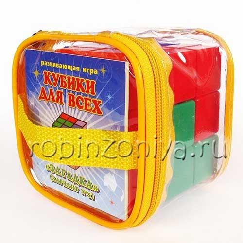 Игра кубики для всех 5 загадка купить в интернет-магазине robinzoniya.ru.