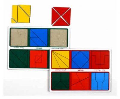 Сложи квадрат 2