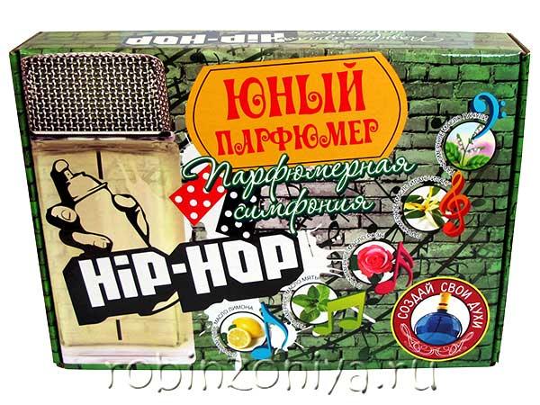 Набор для создания духов Юный парфюмер Хип-хоп купить с доставкой по России в интернет-магазине robinzoniya.ru.