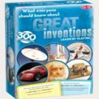 Настольная игра Великие изобретения