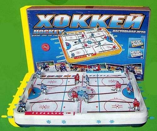 Настольный Хоккей купить в интернет-магазине robinzoniya.ru.
