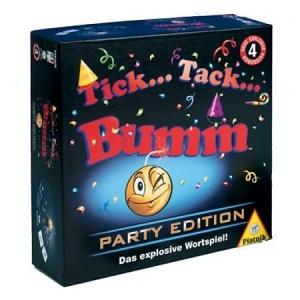 Тик Так Бумм Вечеринка