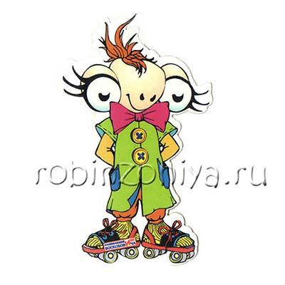 Персонаж Околесик к играм Воскобовича купить в интернет-магазине robinzoniya.ru.