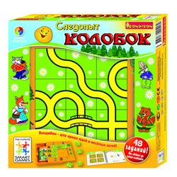 Игра логическая Следопыт Колобок BONDIBON
