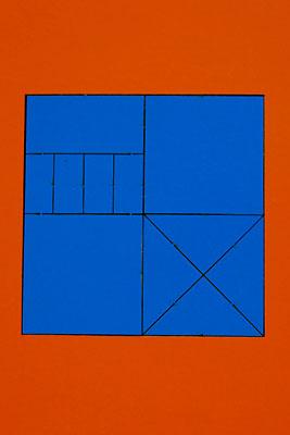 Головоломка Волшебный квадрат