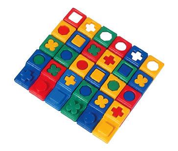 Логическое домино 24 элемента