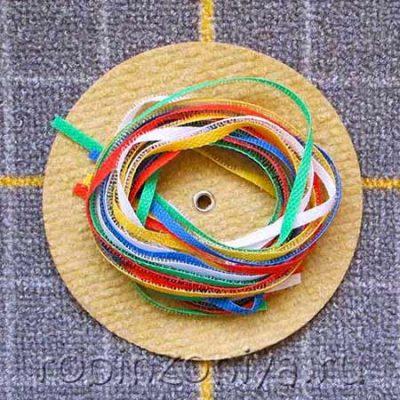 Воскобович Разноцветные веревочки