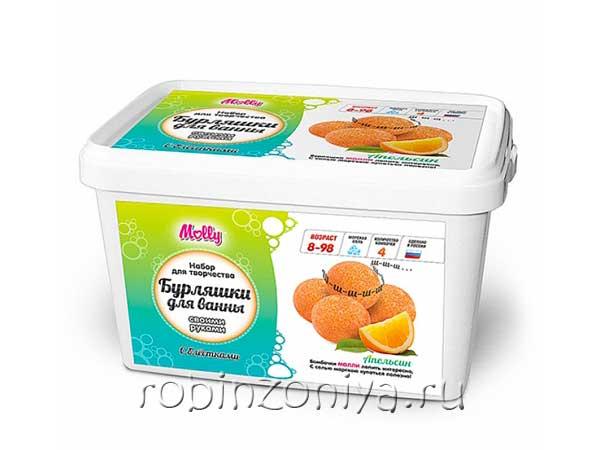 Апельсиновые бомбочки для ванны своими руками купить в интернет-магазине robinzoniya.ru.
