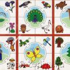 Пазл-ассоциации Живая природа Учись играя