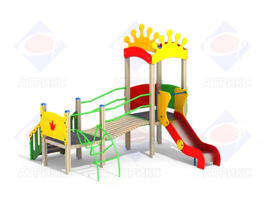 Детский игровой комплекс 2.082 купить в Воронеже в интернет-магазине robinzoniya.ru.