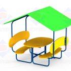 Столик с крышей МФ 2.031