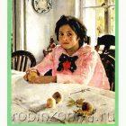 Детский портрет Наглядный материал по ФГОС, А4