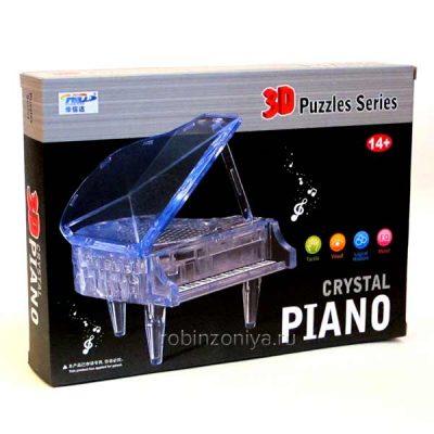 3d Crystal Puzzle головоломка Рояль