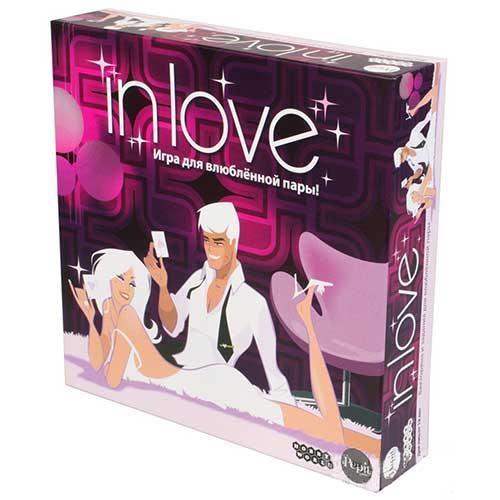 Настольная игра In Love купить в интернет-магазине robinzoniya.ru.