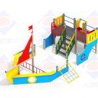 Детский игровой комплекс 3.09 H=1200