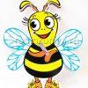 Воскобович Персонажи магниты Пчелка Жужа