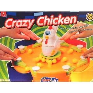 Веселая курица (Crazy chicken) Maple toys