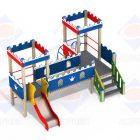 Детский игровой комплекс 2.33 H=700