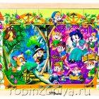 Деревянный пазл «Любимые сказки. Белоснежка» Step Puzzle