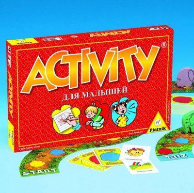 Активити Оригинальная для малышей, Activity