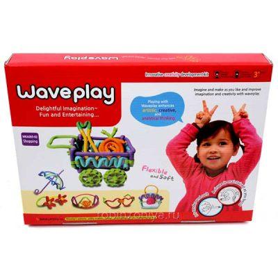 гибкий конструктор Waveplay