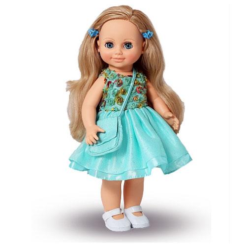 Кукла Анна 17 со звуком 42 см от Весна купить в интернет-магазине robinzoniya.ru.