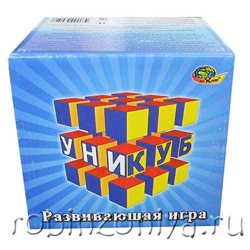 Уникуб от компании Корвет купить с доставкой по России в интернет-магазине robinzoniya.ru.