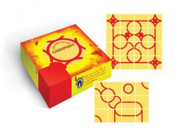 Логическая игра для детей Солнечный лабиринт купить в интернет-магазине robinzoniya.ru.