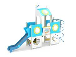 Детский игровой комплекс 1.38 Космический диспетчер Н=1200