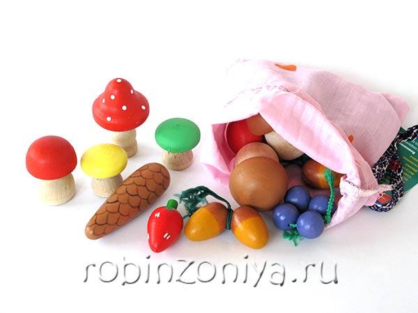 Волшебный мешочек Дары леса купить с доставкой по России.