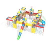 Детский игровой комплекс 8.015 Н=1800