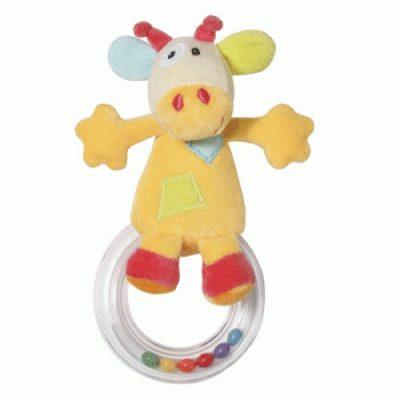 Игрушка для малышей Жираф (гремит)