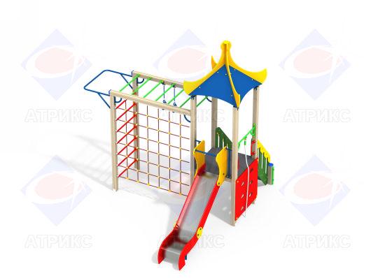 Детский игровой комплекс 1.03 купить в интернет-магазине robinzoniya.ru.
