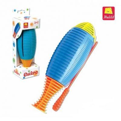Музыкальная игрушка Трещотка Гуйро (Halilit)