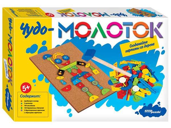 Настольная игра Чудо молоток купить в интернет-магазине robinzoniya.ru.
