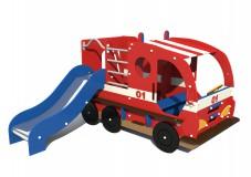 Игровой модуль Пожарная машина 5114